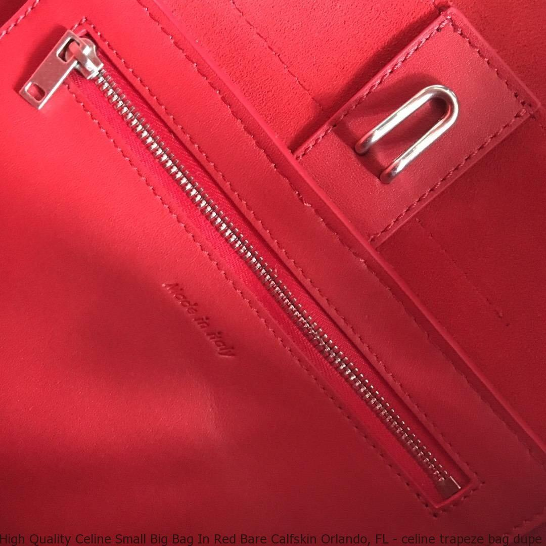 94a8d582baa High Quality Celine Small Big Bag In Red Bare Calfskin Orlando, FL - celine  trapeze bag dupe - 1660