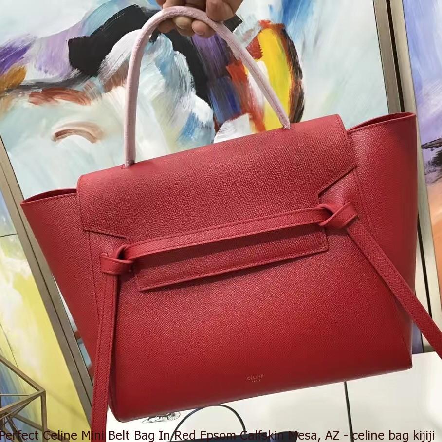 Perfect celine mini belt bag in red epsom calfskin mesa az celine jpg  908x908 Celine mini ed75455c44